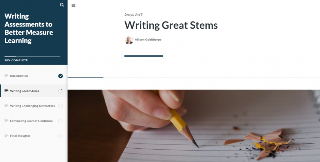 A Guide to Writing More Effective Assessments